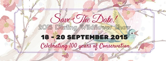 2015 Darling Wildflower Show