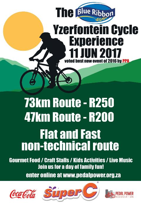 Yzerfontein Cycle Experience 2017