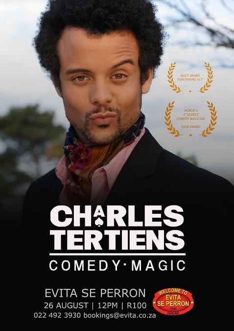 Charles Tertiens – Comedy Magic