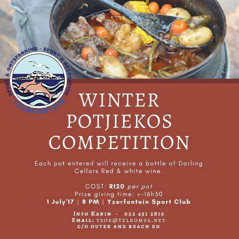 Winter Potjiekos Competition