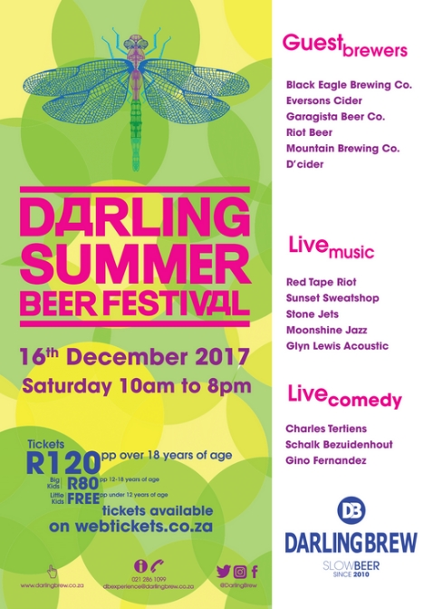 Darling Summer Beer Festival 2017