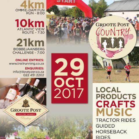 Groote Post Country Run & Market