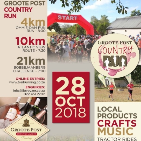Groote Post Country Run